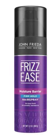 John Frieda Firm Hairspray