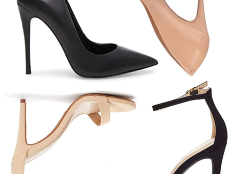 4 Must-have Shoes for Models