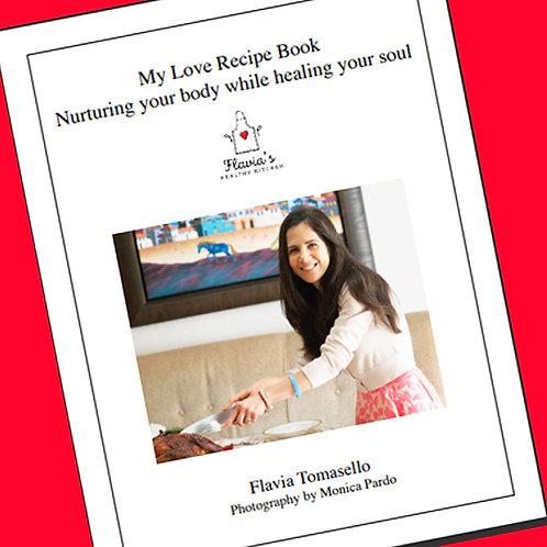 My Love Recipe Book - by Flavia Tomasello (FHK)