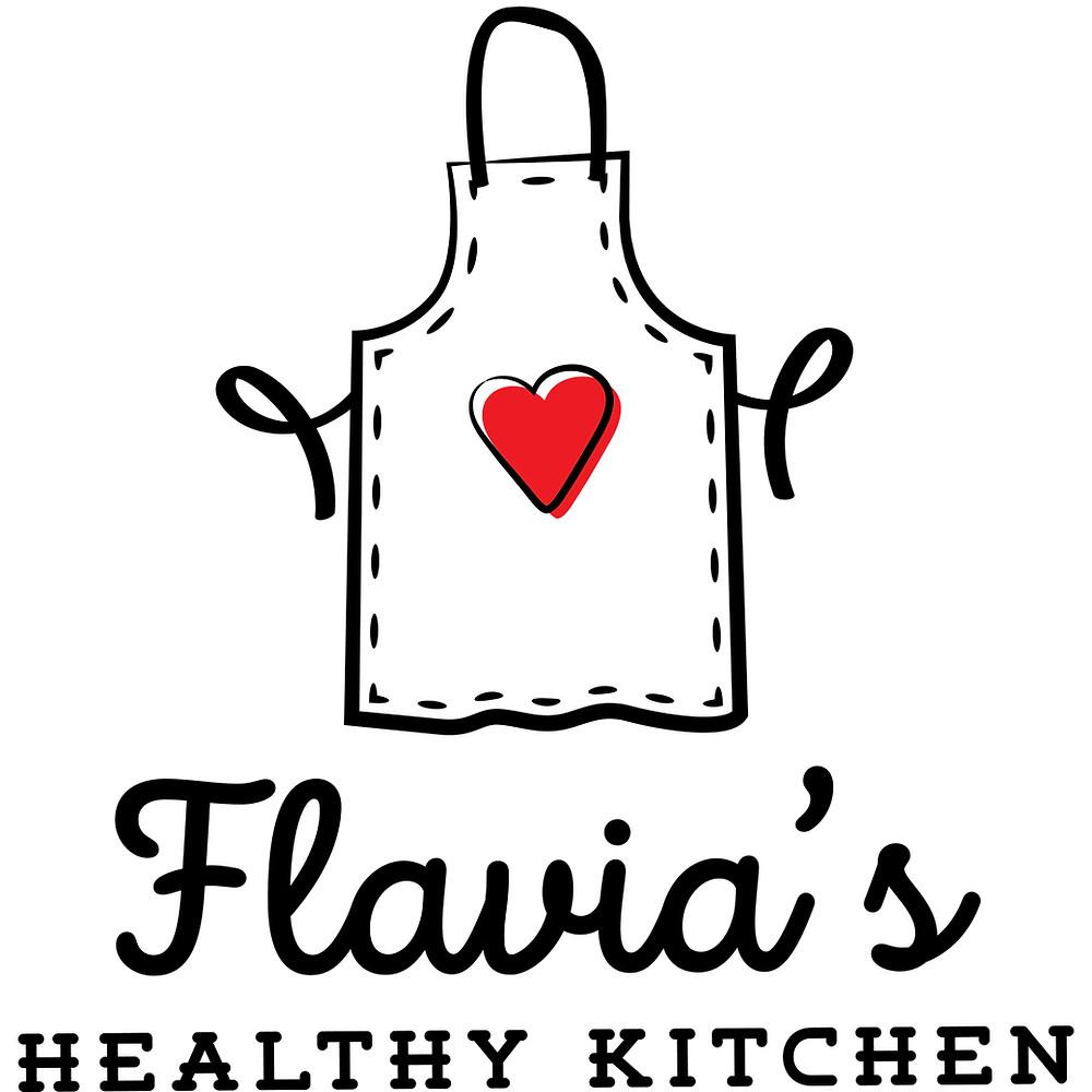 Logo Flavia's Healthy Kitchen