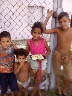 Help us to feed more children. A single action can change their future. Donate today!