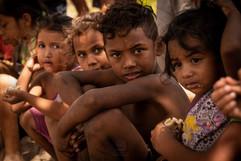 Atending our children in need in Venezuela.
