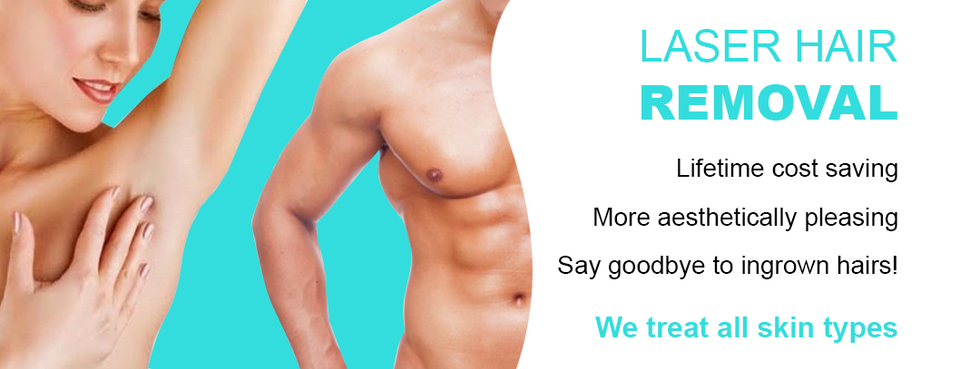 Laser Hair Removal - The Laser Studio & Beauty Clinic