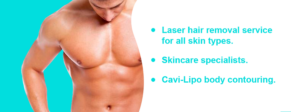Laser hair removal for all skin types, men and women - The Laser Studio & Beauty Clinic