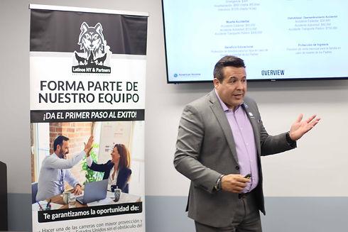 Jesús Romero - Latinos NY & Partners
