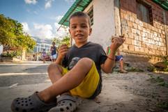 Venezuelan children need our help.
