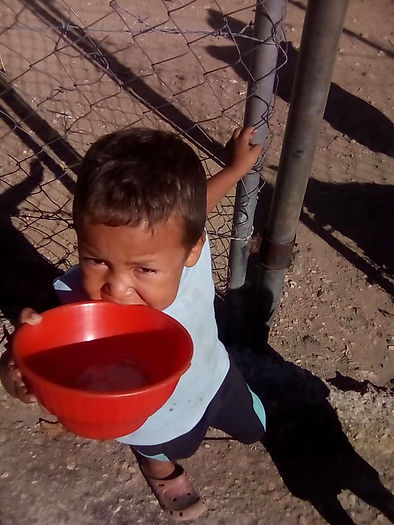 PNN For Our Children fights againts starvation among children in extreme need. Help us to help. Donate funds to support our activities.