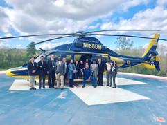 EMERGE Network Survival Flight Tour