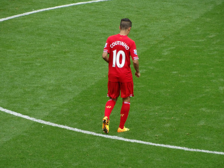 Newcastle opens talks with Brazilian footballer Philippe Coutinho