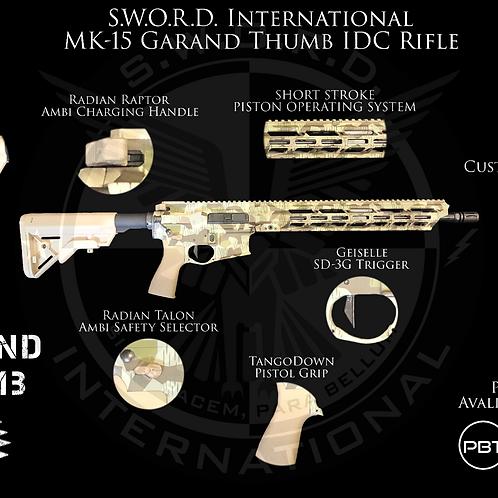Sword International IDC Garand Thumb Edition Rifle