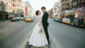 Metropolitan Players Wedding Spotlight: Betty and Adam