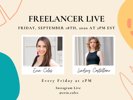 Freelancer Live with Lindsey Castellano