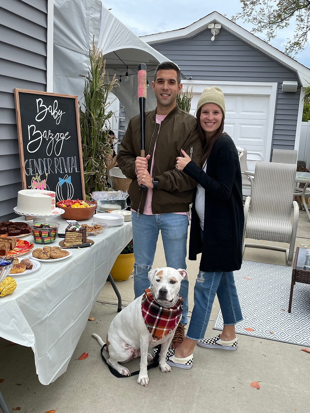 gender reveal party - it's a girl!