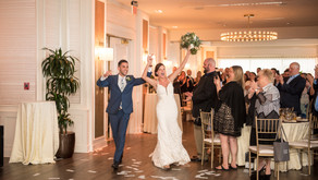 Metropolitan Players Wedding Spotlight: Sarah & Michael
