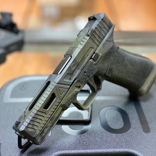 Agency Arms G17 gen4 Blk Multicam Jarvis Cut