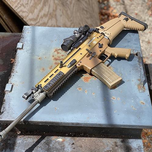 Belgian FN Scar 16