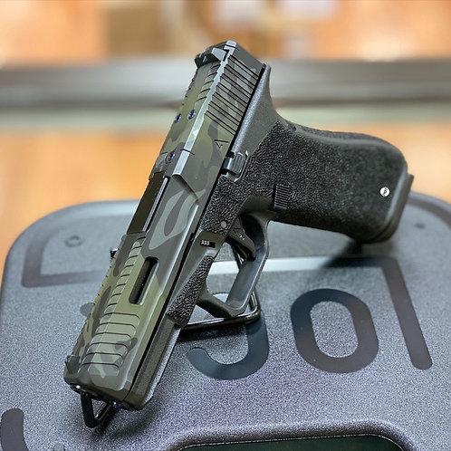 Agency Arms G45 Peacekeeper Black Multicam