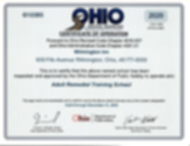 2020 Wilmington Remedial Certificate.jpg