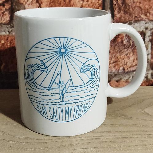 Stay salty SUP mug