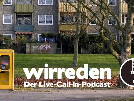 Radio: WDR Live-Podcast: #MaskeFürDich zu Gast