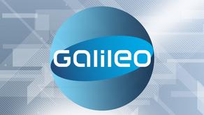 TV: Galileo berichtet über #MaskeFürDich