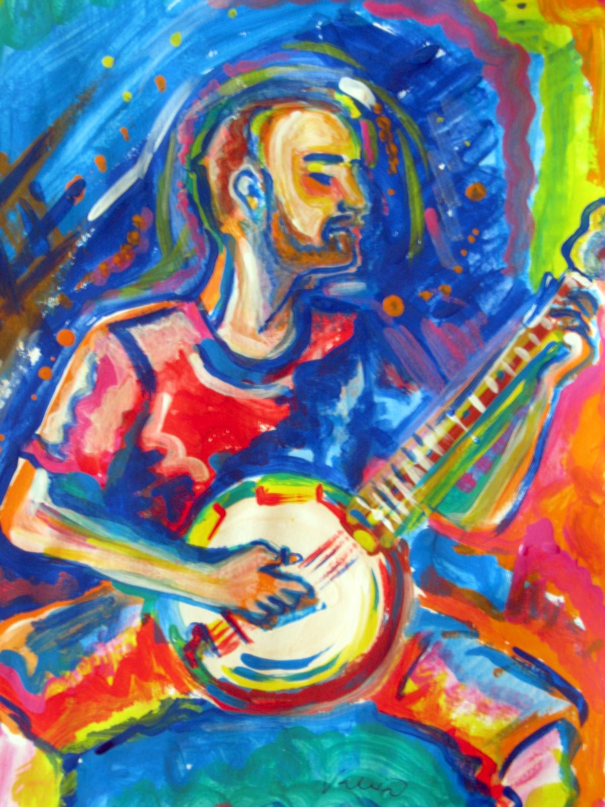 The Banjo.JPG