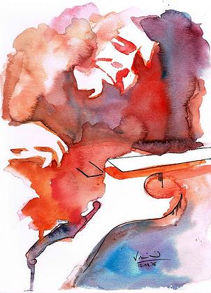 pat metheny acquerello