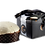 Thumbnail: PANETTONE GLASSATO BIANCO 1 kg Artigianale
