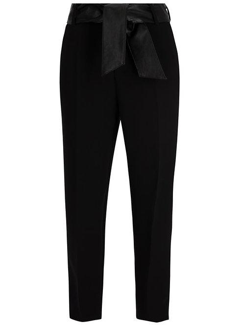 Black Valentino nadrág
