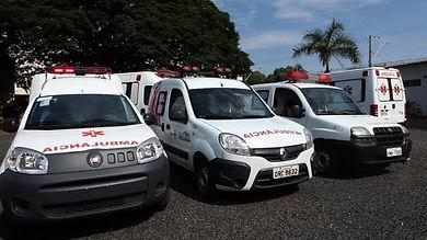 ambulância da clinicas
