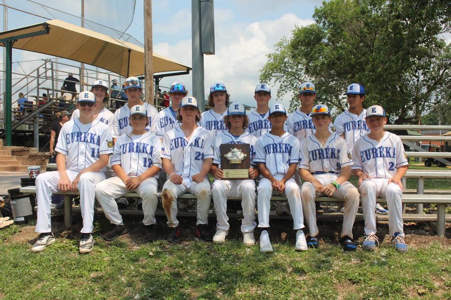 District 10 Freshman Champions