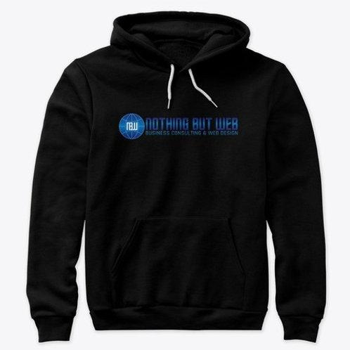 Nothing But Web Logo Hoodie