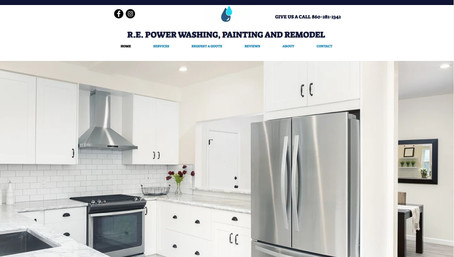 R.E. POWER WASHING, PAINT & REMODEL