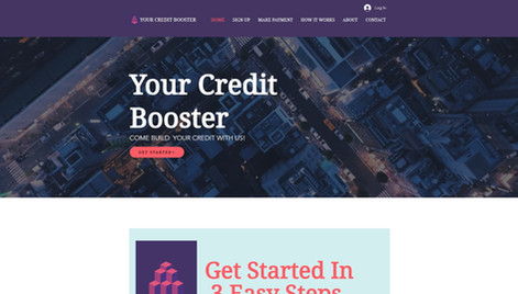 YOUR CREDIT BOOSTER