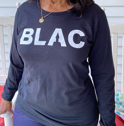 BLAC Woman's Long Tee