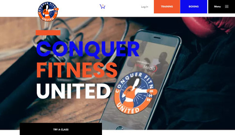 CONQUER FITNESS UNITED