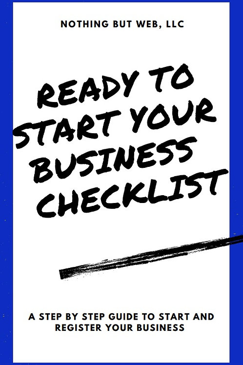 READY TO START YOUR BUSINESS (E-BOOK)