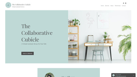 THE COLLABORATIVE CUBICLE