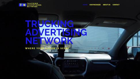 TRUCKING ADVERTISING NETWORK