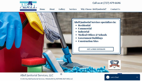 ABELL JANITORIAL SERVICES