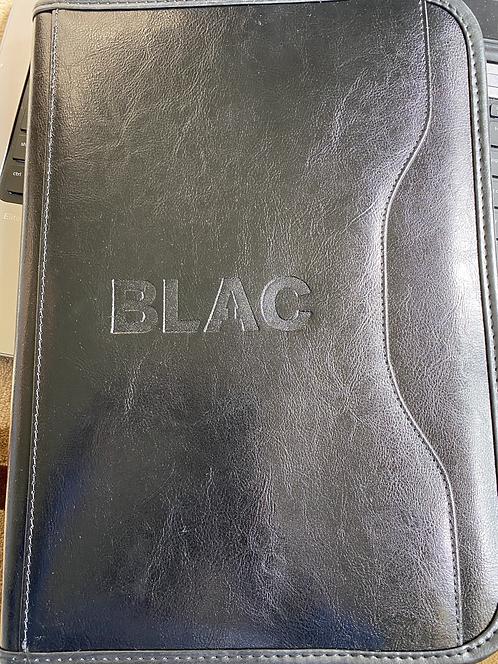 BLAC Custom Portfolio (Black)