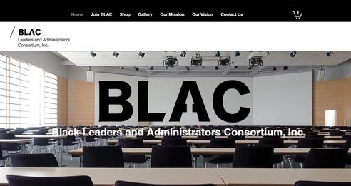 BLAC - BLACK LEADERS & ADMINISTRATORS CONSORTIUM, INC