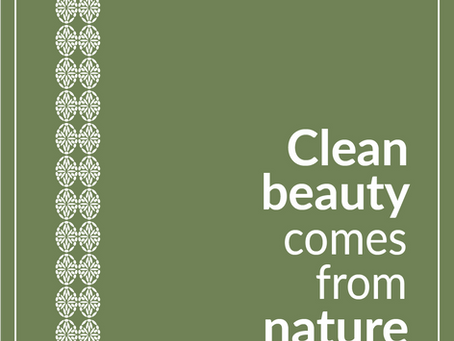 Clean beauty, αναγκαιότητα ή trend?