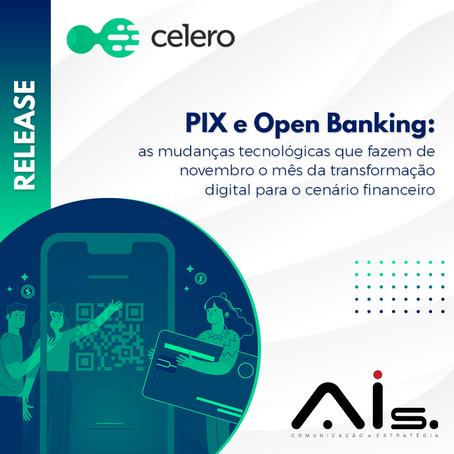 PIX e Open Banking: as mudanças tecnológicas que fazem de novembro o mês da transformação digital