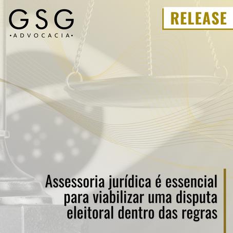 Assessoria jurídica é essencial para viabilizar uma disputa eleitoral dentro das regras