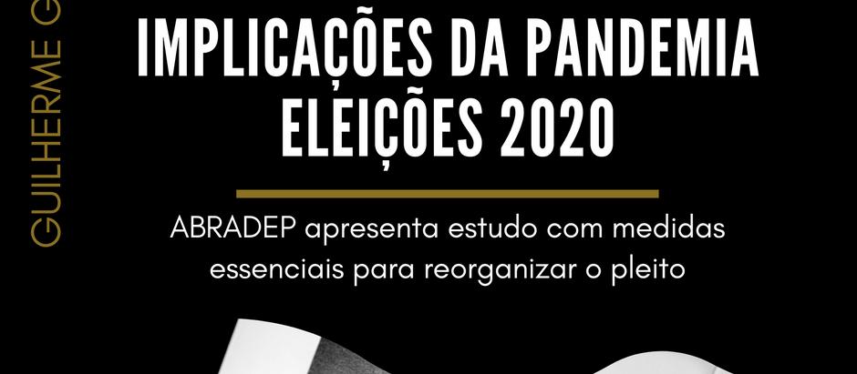 Academia Brasileira de Direito Eleitoral e Político avalia cenários que podem impactar na realização