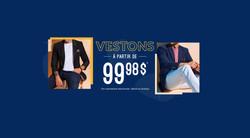 Promo Vestons