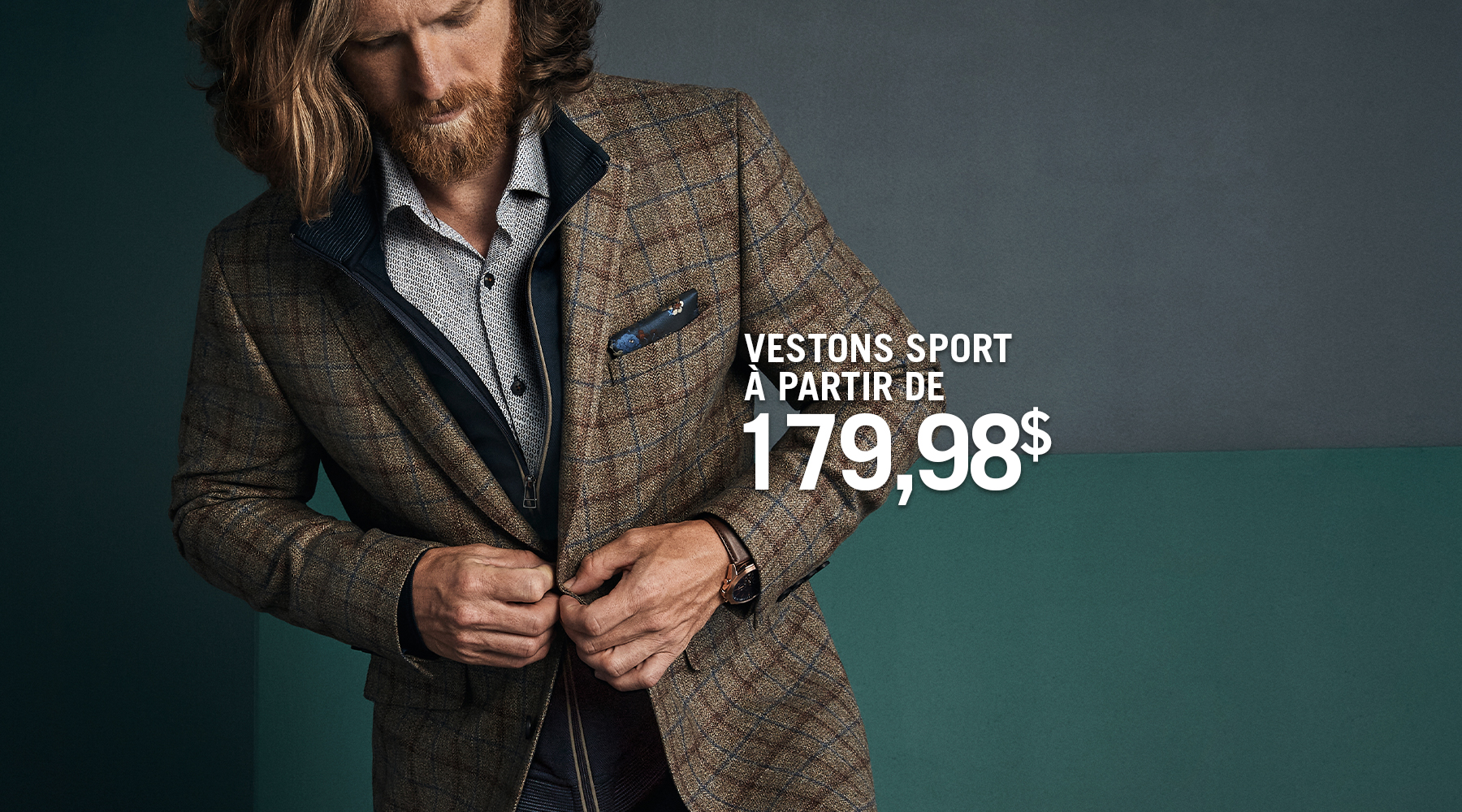 Vestons Sport 179,98$