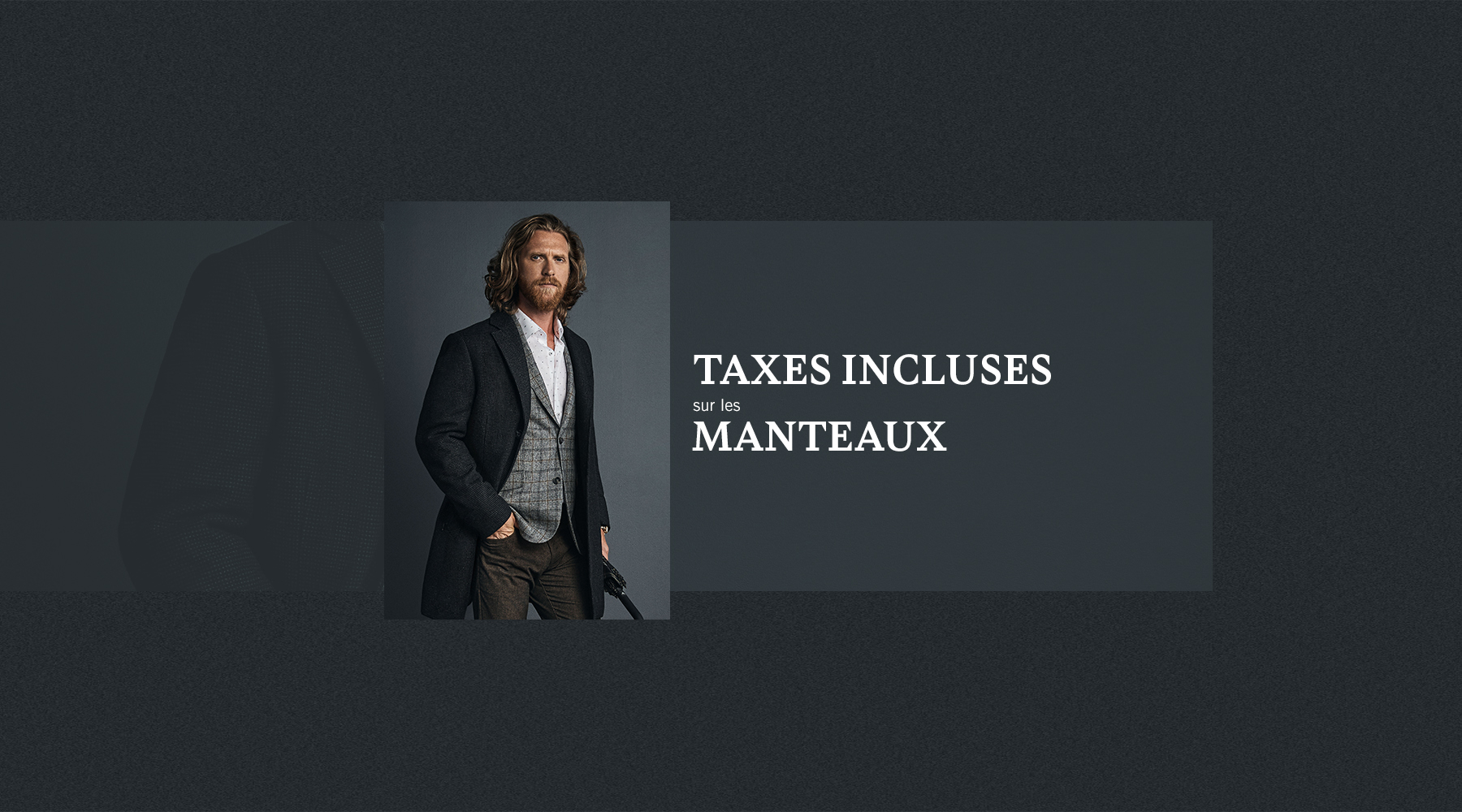Taxes Incluses Manteaux