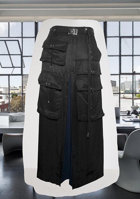 Premium Cargo Pant like Skirt